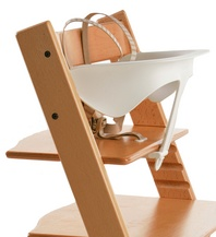 Tripp Trapp Baby Rail Attachment | History of the Stokke Tripp Trapp Chair