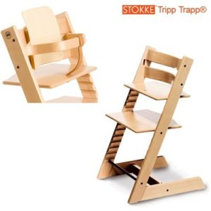European Model Stokke Tripp Trapp Chair | History of the Stokke Tripp Trapp Chair